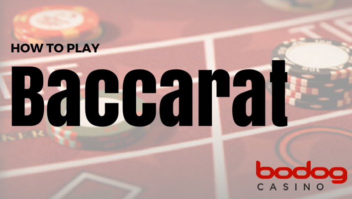 How to Play Baccarat at Bodog Casino