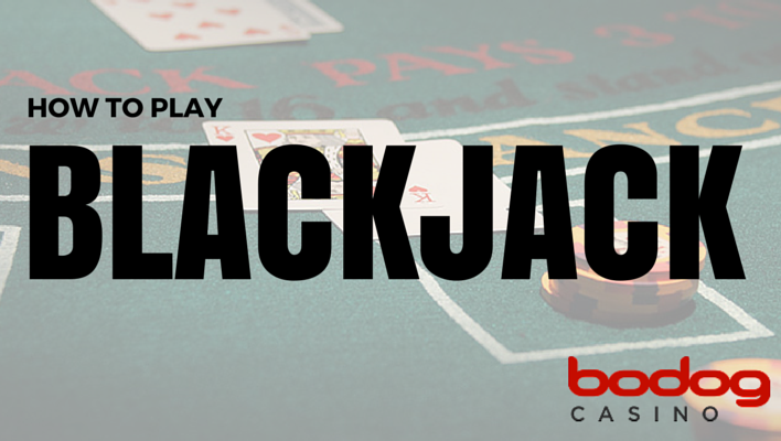 How to Play Blackjack at Bodog Online Casino