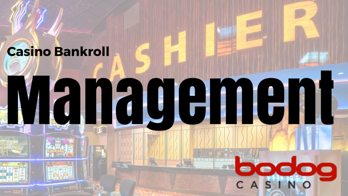 Casino Bankroll Management at Bodog Casino