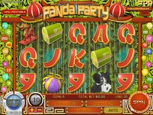 Play Panda Party