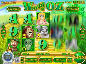 Play Now World of Oz