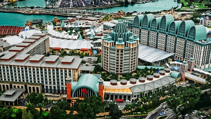 Resorts World Sentosa - Singapore