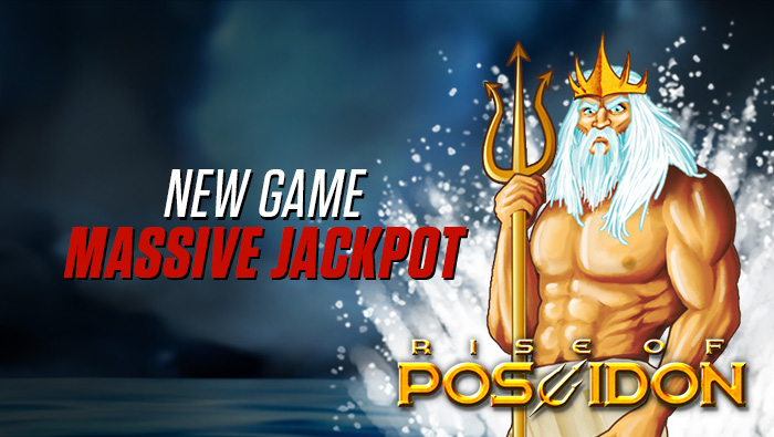 Brand New Slot: Rise of Poseidon - Bodog Casino Blog