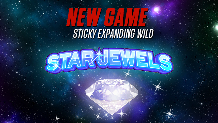 New 5-Reel Slot: Star Jewels - Bodog Casino Blog