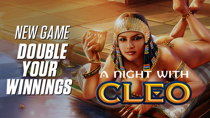 A Night with Cleo: New at Bodog Casino - Bodog Casino Blog