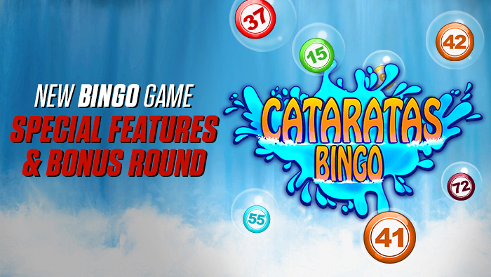 Play our new Bingo Cataratas online bingo game - Bodog Casino