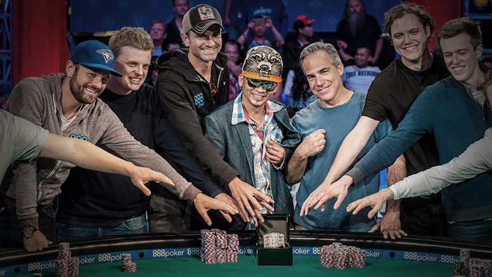 2017 World Series of Poker Event Highlights - Bodog