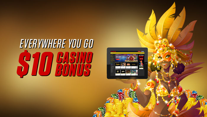 Online Casino Bonuses: Mobile Casino Bonus at Bodog