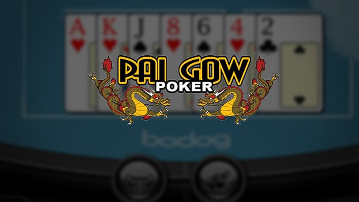 Play Pai Gow Poker: 3-S Winning Strategy - Bodog