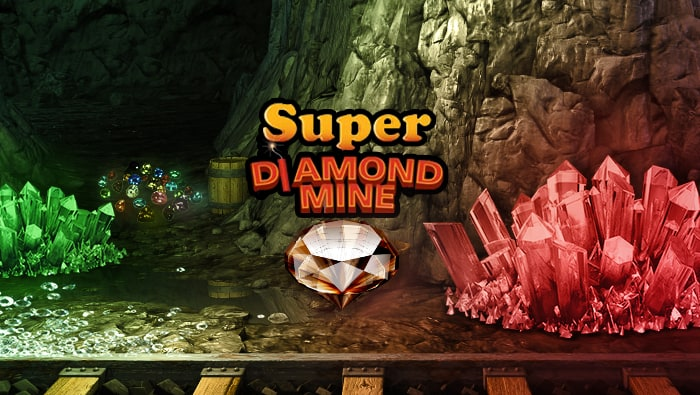 Unearth Big Payouts in Super Diamond Mine at Bodog