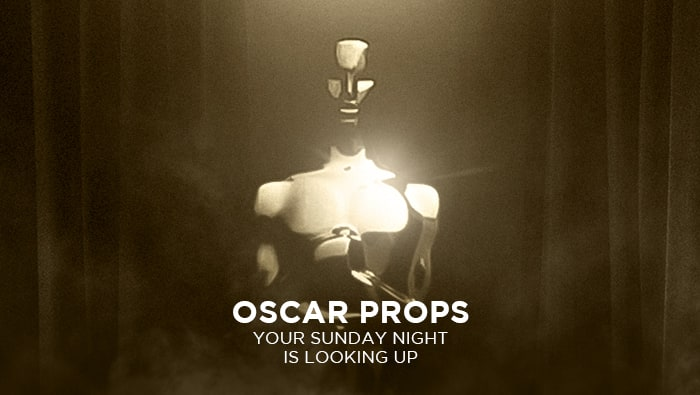 Print Your 2018 Academy Awards Prop Betting Sheet