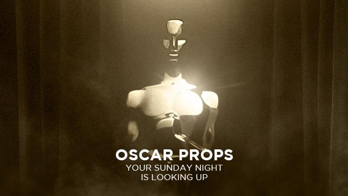 Print Your 2018 Academy Awards Prop Betting Sheet