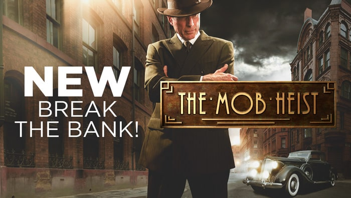 The Mob Heist: New at Bodog Casino - Bodog Casino Blog